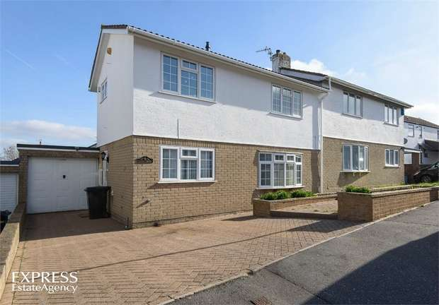 4 Bedrooms Semi Detached House for sale in Acorn Grove, Bristol