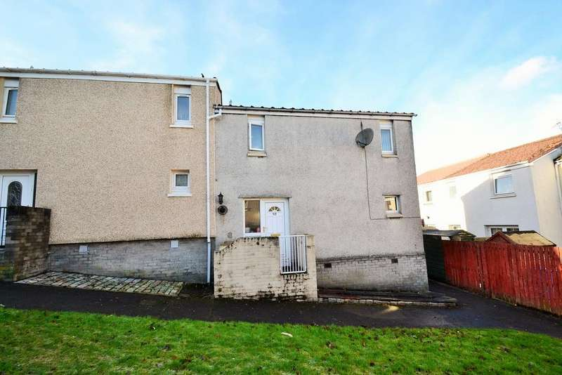 2 Bedrooms Semi Detached House for sale in 93 Harburn Drive, West Calder EH55 8AN