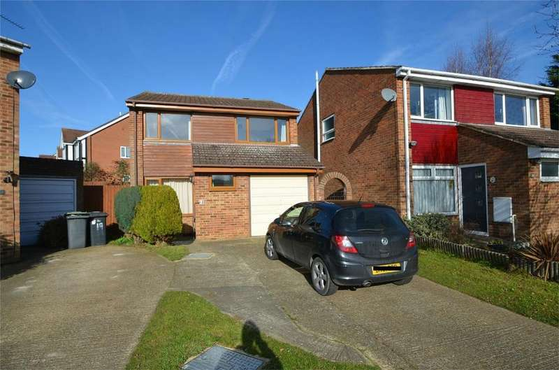 4 Bedrooms Detached House for sale in Brookmead, MEPPERSHALL, Bedfordshire