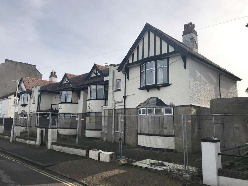 2 Bedrooms Semi Detached House for sale in St Benedicts Nursing Home, 22-23 St Georges Terrace, Herne Bay, Kent