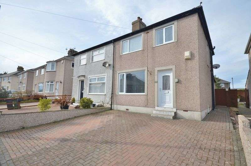 2 Bedrooms Property for sale in Thirlmere Avenue, Workington