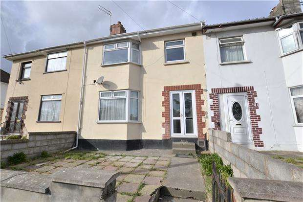 3 Bedrooms Terraced House for sale in Dormer Road, Eastville, Bristol, BS5 6XH