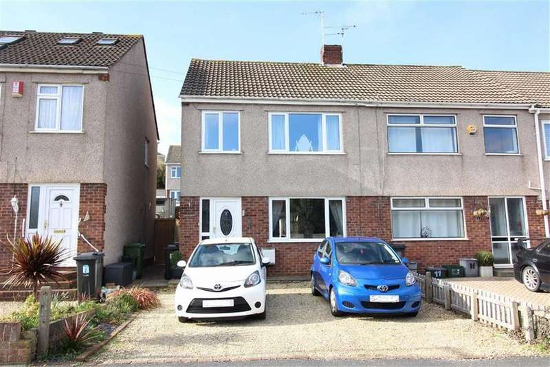 3 Bedrooms End Of Terrace House for sale in Brook Road, Mangotsfield, Bristol