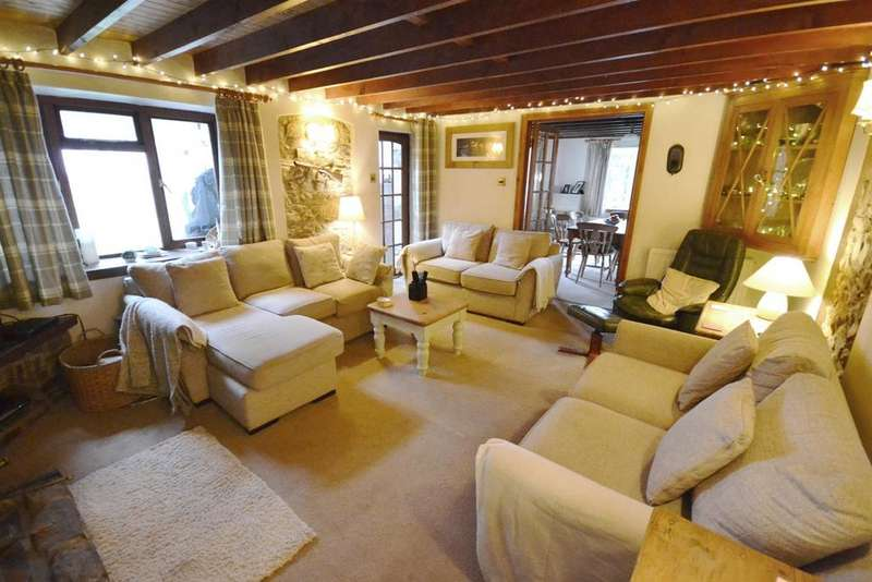 5 Bedrooms Detached House for sale in Summerhill, Narberth
