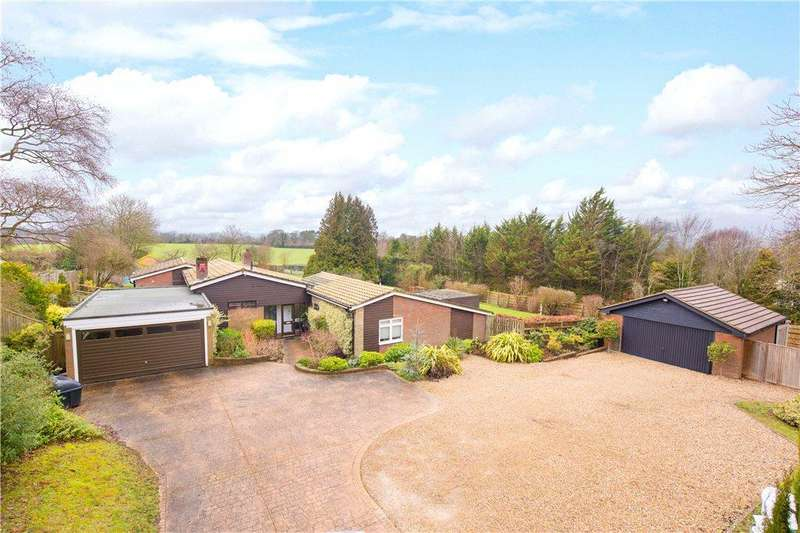 4 Bedrooms Detached Bungalow for sale in Peters Lane, Monks Risborough, Princes Risborough, Buckinghamshire