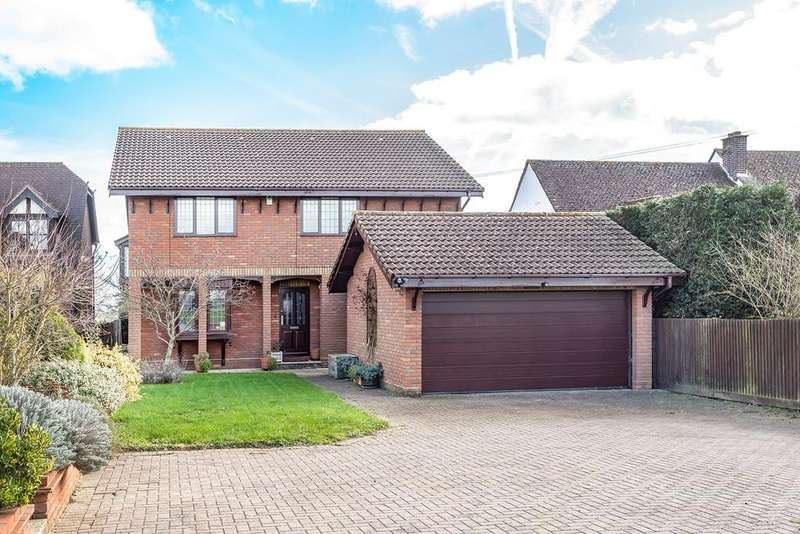 5 Bedrooms Detached House for sale in Shefford Road, Meppershall, SG17