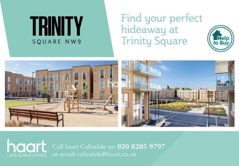 2 Bedrooms Flat for sale in Coxwell Boulevard, London