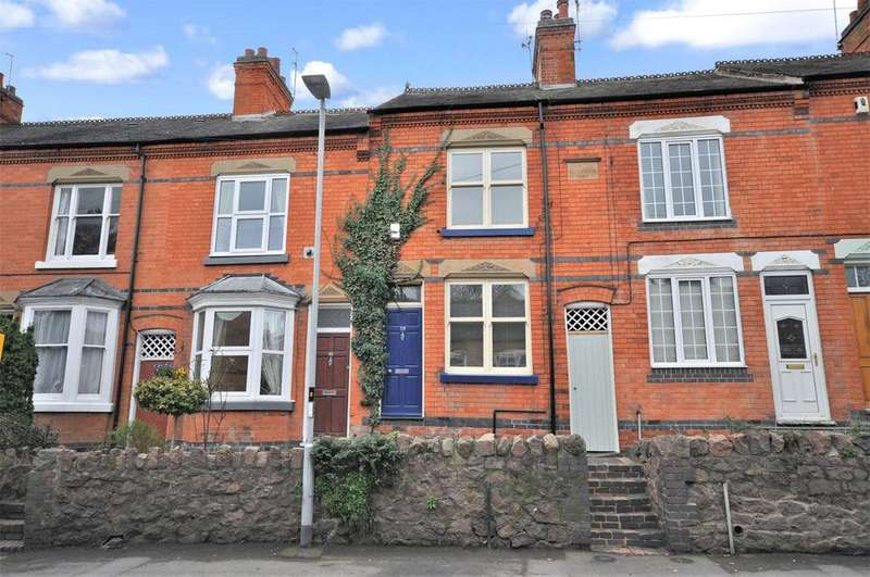 2 Bedrooms Terraced House for sale in Wellsic Lane, Rothley, Leicestershire