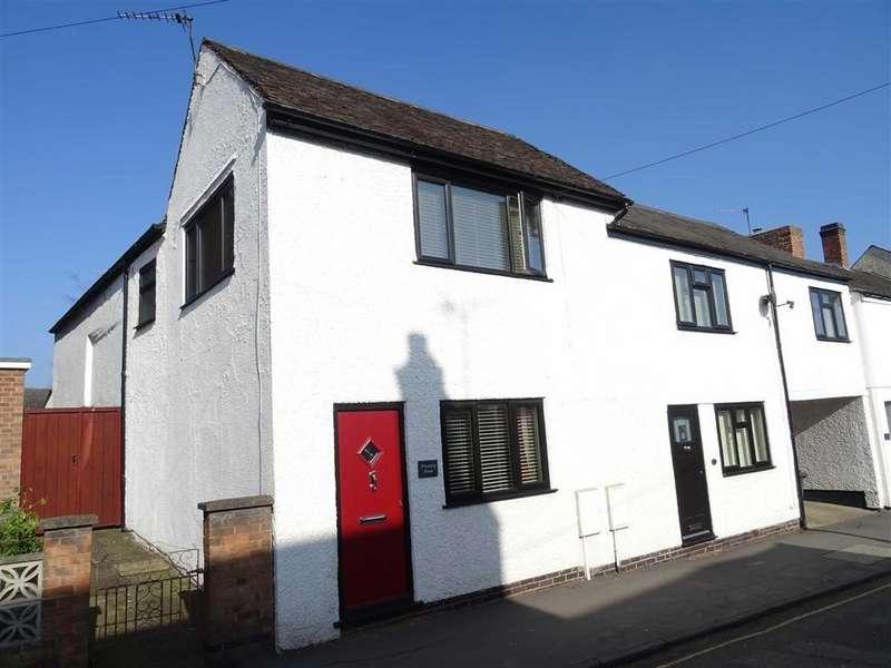 3 Bedrooms Terraced House for sale in Windsor Street, Burbage