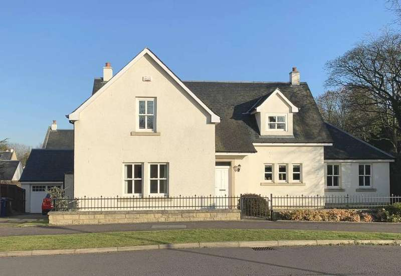 6 Bedrooms Detached House for sale in 1 Robert Smith Place, Dalkeith, EH22 1JF