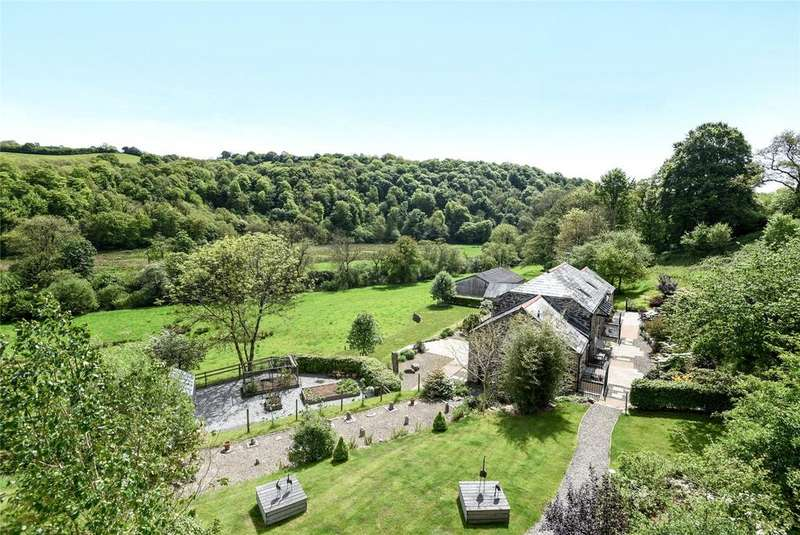 4 Bedrooms Barn Conversion Character Property for sale in Lawhitton, Launceston, Cornwall