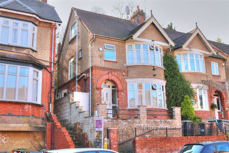 4 Bedrooms Semi Detached House for sale in Ashburnham Road, Luton