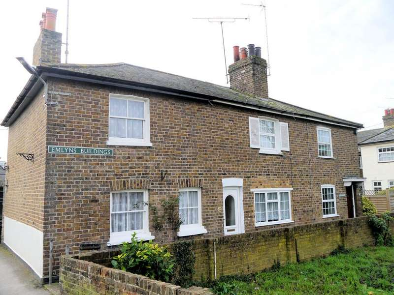 2 Bedrooms Terraced House for sale in Emlyns Buildings, Eton SL4