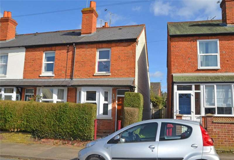 2 Bedrooms End Of Terrace House for sale in Downing Road, Tilehurst, Reading, Berkshire, RG31