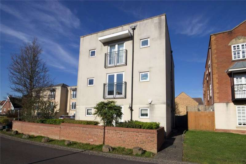 2 Bedrooms Apartment Flat for sale in Strathearn Drive, Bristol, BS10