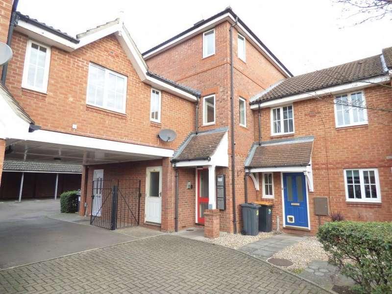 2 Bedrooms Flat for sale in Bedford, Beds, MK42 9FL