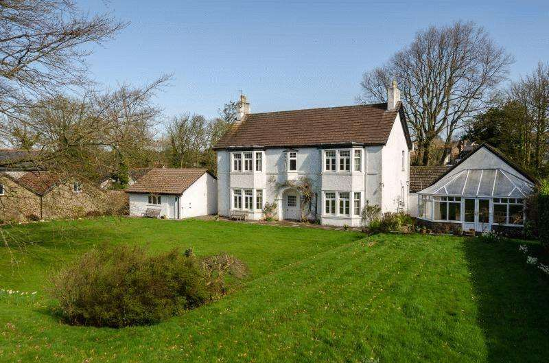 5 Bedrooms Country House Character Property for sale in Devauden, Chepstow, Monmouthshire