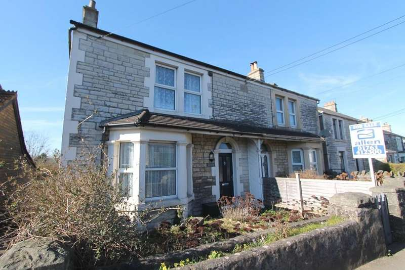 3 Bedrooms Semi Detached House for sale in High Street, High Littleton, Bristol