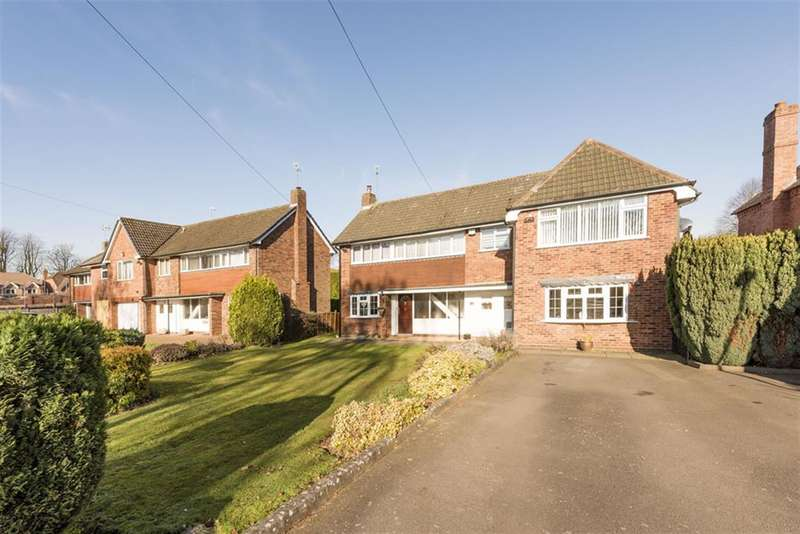 4 Bedrooms Detached House for sale in Summercourt Drive, Kingswinford, DY6 9QL