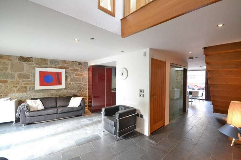 3 Bedrooms Terraced House for sale in Newlyn, Penzance, West Cornwall