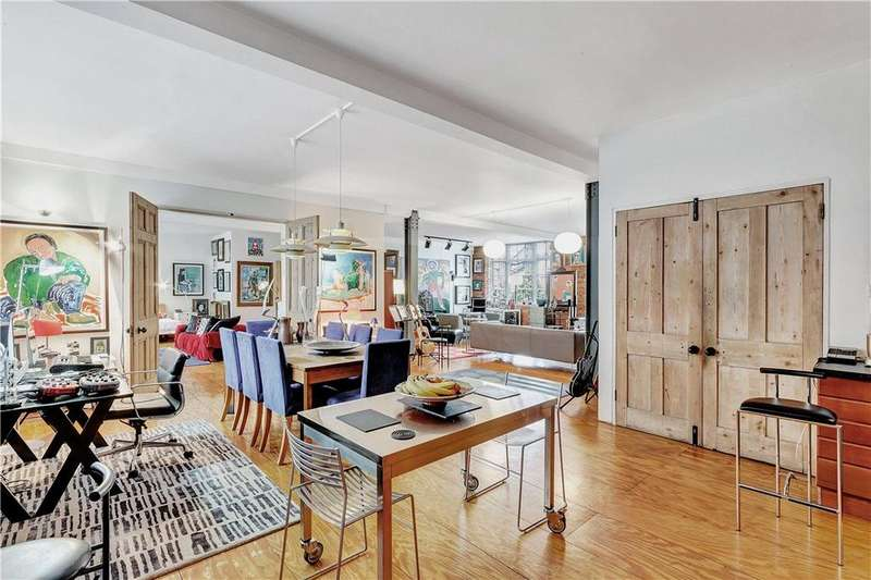 2 Bedrooms Flat for sale in Banner Buildings, 74-84 Banner Street, City, London, EC1Y