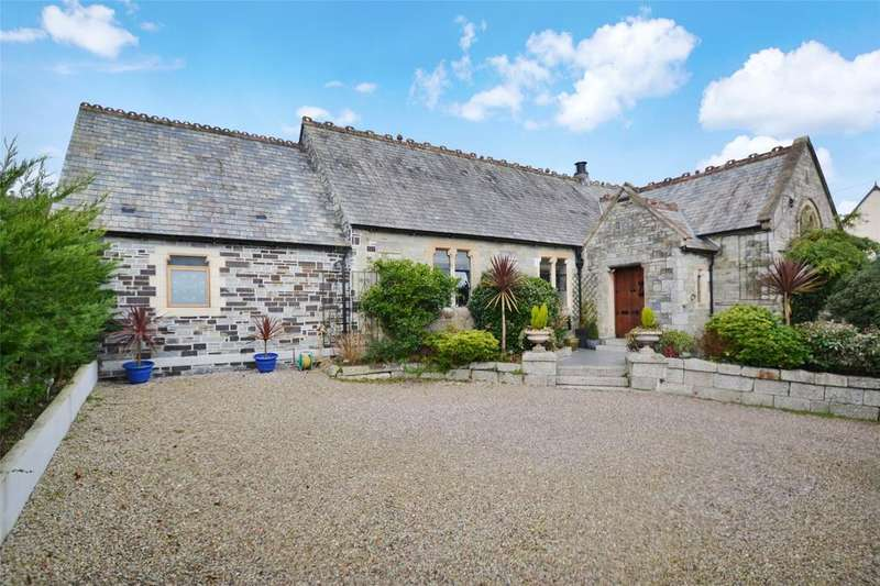 3 Bedrooms Detached House for sale in Restormel Road, Lostwithiel