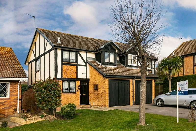 2 Bedrooms Semi Detached House for sale in Ratby Close, Lower Earley, Reading, RG6 4ER