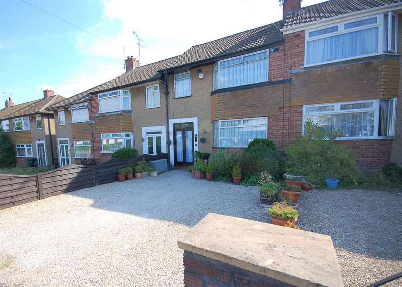 3 Bedrooms Terraced House for sale in Station Road, Kingswood, Bristol, BS15 4XX