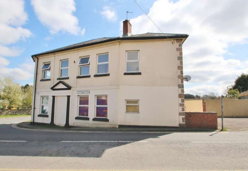 2 Bedrooms Ground Flat for sale in Parkend Road, Coalway, Coleford, GL16