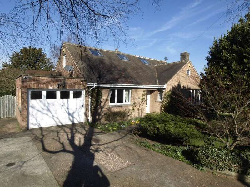 4 Bedrooms Detached Bungalow for sale in Kirkfield Close, Cawthorne