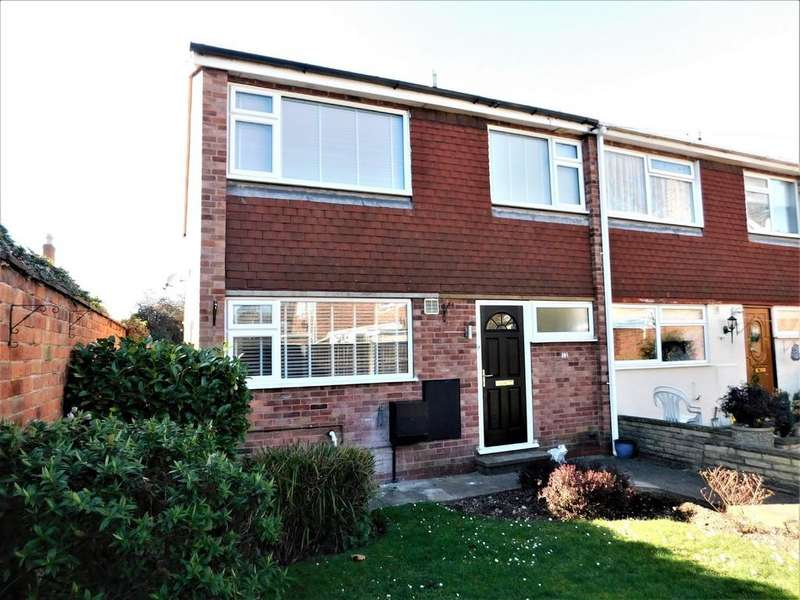 3 Bedrooms Semi Detached House for rent in The Green, East Leake