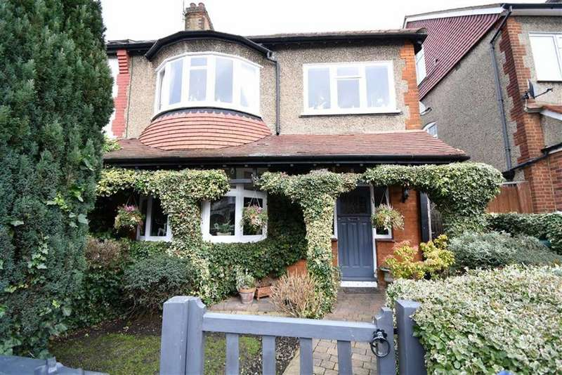 4 Bedrooms Semi Detached House for sale in Holden Road, Woodside Park