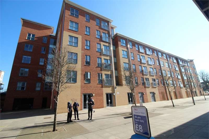 2 Bedrooms Flat for sale in Englefield House, Moulsford Mews, READING, Berkshire