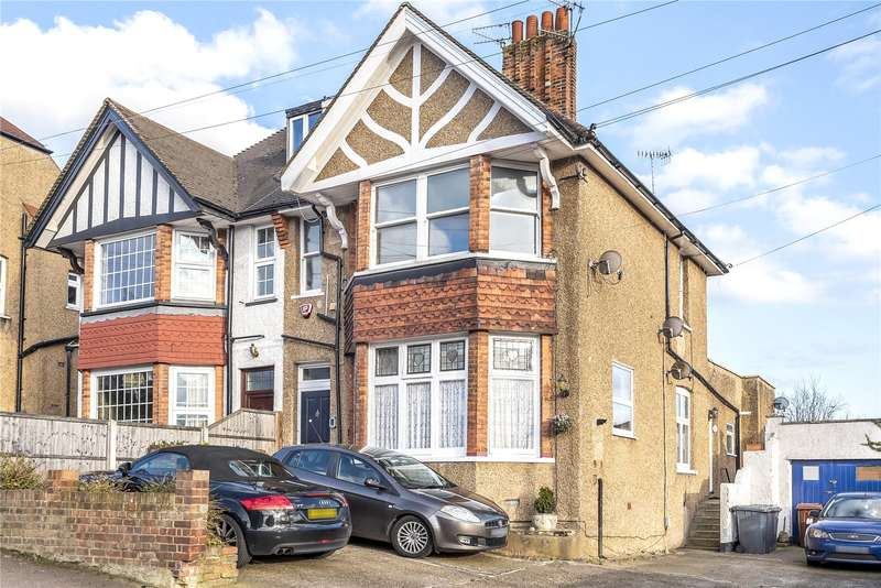 1 Bedroom Apartment Flat for sale in Aldenham Road, Bushey, WD23