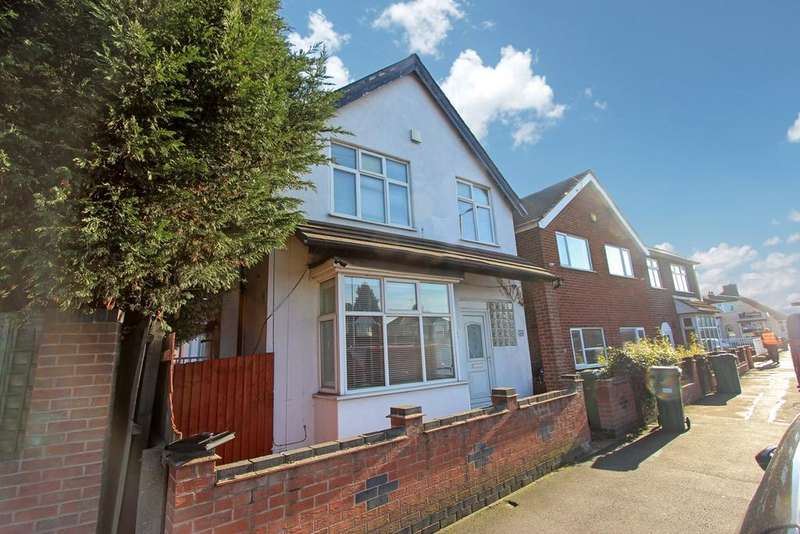 4 Bedrooms Detached House for sale in Narborough Road South, Leicester, LE3