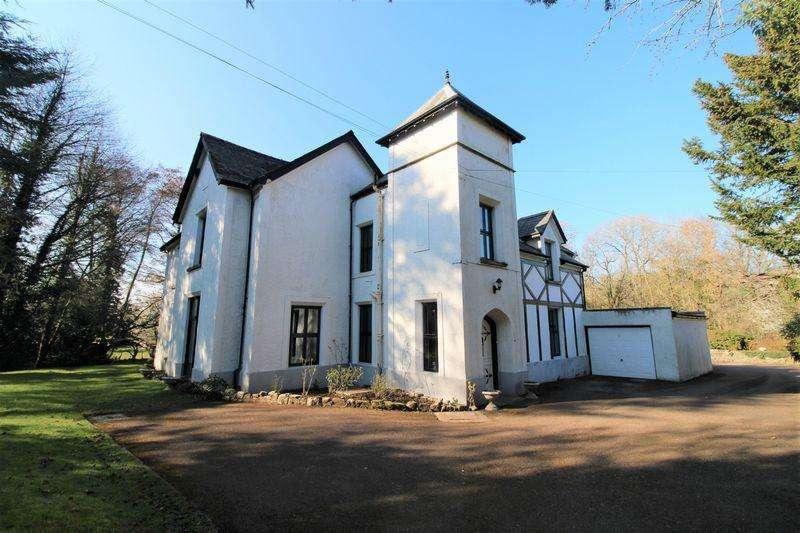 5 Bedrooms Detached House for sale in Mitchel Troy, Monmouth