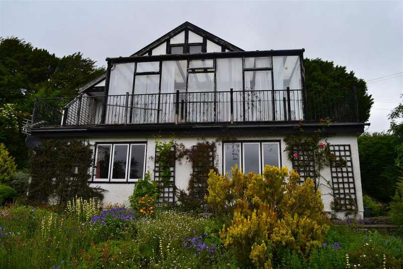 4 Bedrooms Detached House for sale in Bradnor Hill, Kington