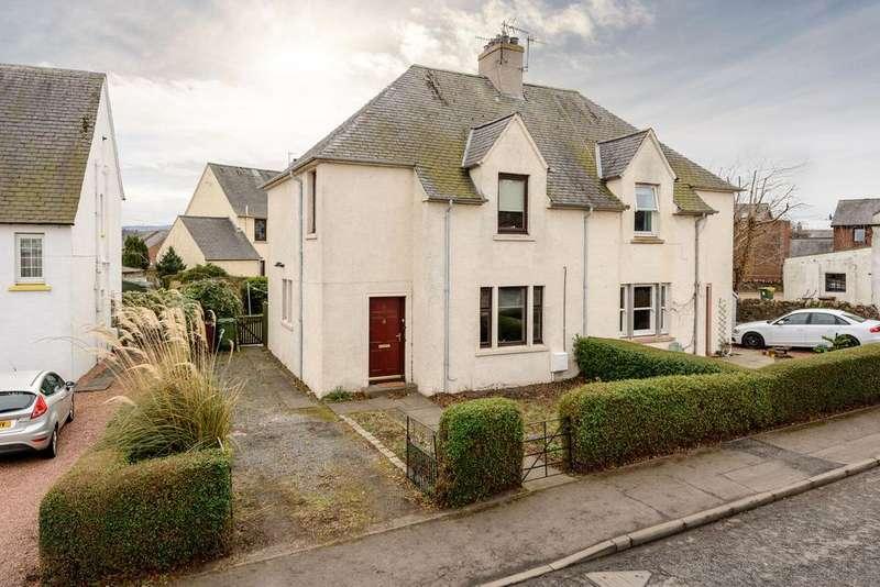 3 Bedrooms Semi Detached House for sale in 21 Lydgait, Haddington EH41