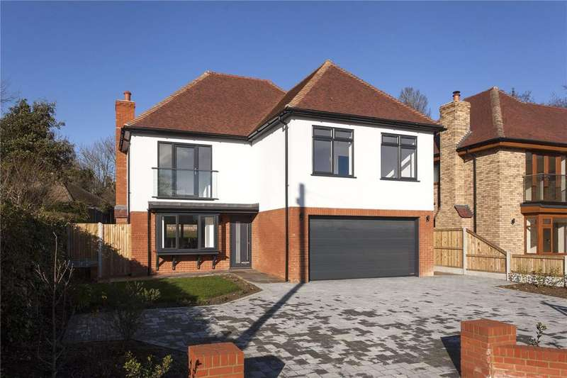 4 Bedrooms Detached House for sale in Pegwell Road, Ramsgate, Kent, CT11