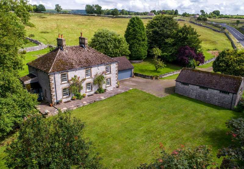 5 Bedrooms Detached House for sale in Foolow, Eyam, Hope Valley