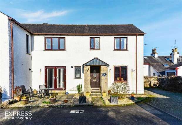 3 Bedrooms Semi Detached House for sale in Kirkhead Road, Grange-Over-Sands, Cumbria
