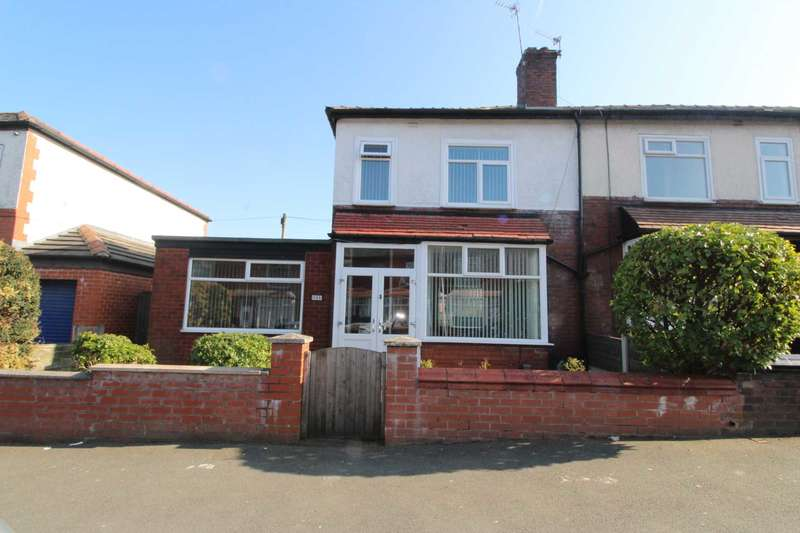 4 Bedrooms End Of Terrace House for sale in Hulton Lane, Bolton
