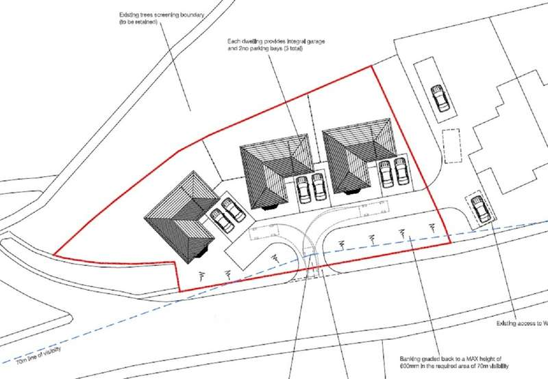4 Bedrooms Land Commercial for sale in New Road, Gellihaf, Pontllanfraith