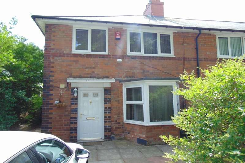 3 Bedrooms Property for rent in Bierton Road, Yardley, Birmingham, B25