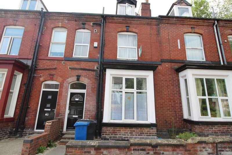8 Bedrooms Terraced House for rent in Wilkinson street, Sheffield S10