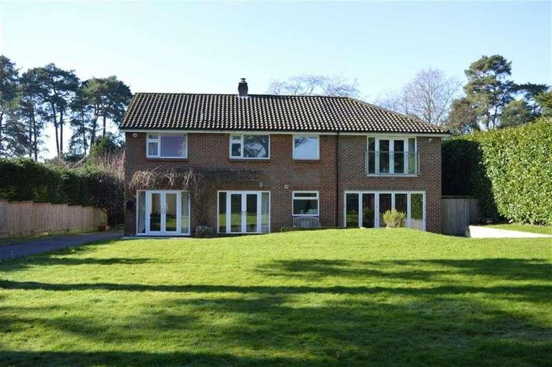 6 Bedrooms Detached House for sale in Higher Blandford Road, Broadstone, Dorset