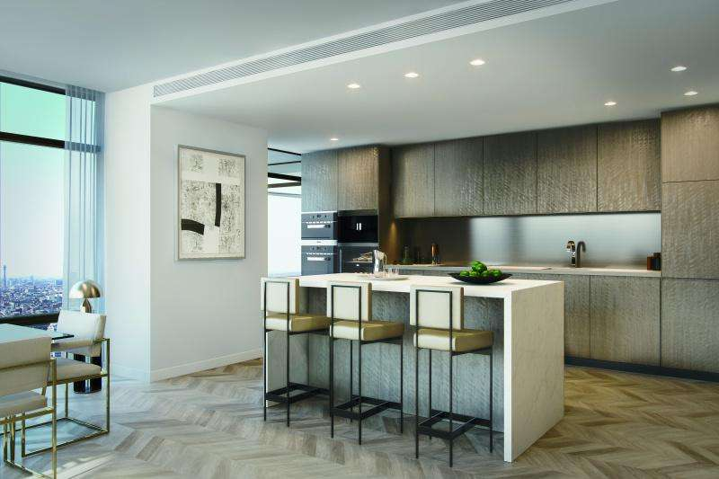 3 Bedrooms Flat for sale in 4 Principal Tower Worship Street EC2A 2DU