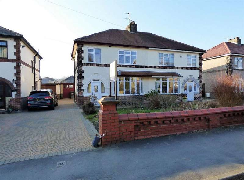 3 Bedrooms Semi Detached House for sale in Brownhill Road, Blackburn