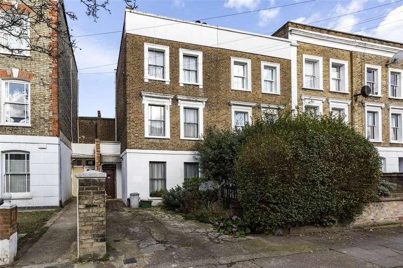 5 Bedrooms Link Detached House for sale in Regina Road, Finsbury Park, London, N4