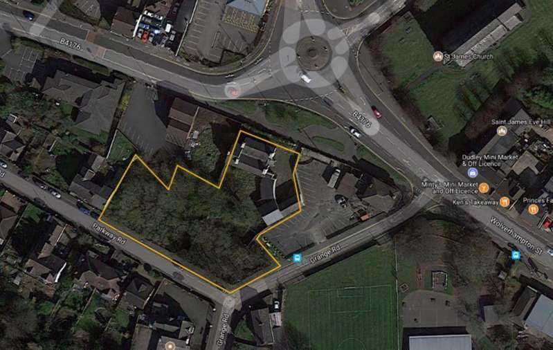 Land Commercial for sale in Parkway Road/Himley Road, Dudley